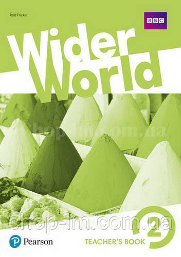 Wider World 2 Teacher's Book with DVD-ROM / Книга для учителя