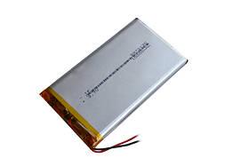 Аккумулятор литий-полимерный 3,7V 10000mAh