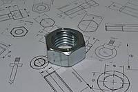 Гайка М8 шестигранная DIN 934, ГОСТ 5927-70, фото 1