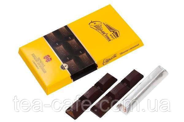Шоколад гірький десертний Комунарка Еліт Столичний, 200 гр.