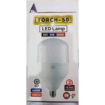 Led лампа 50W 4200К E27 Torch-50 Horoz Electric, фото 2