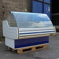 """Холодильна вітрина """"COLD W 16 SG"""" 1,6 м. (Польща) Бо, фото 1"""