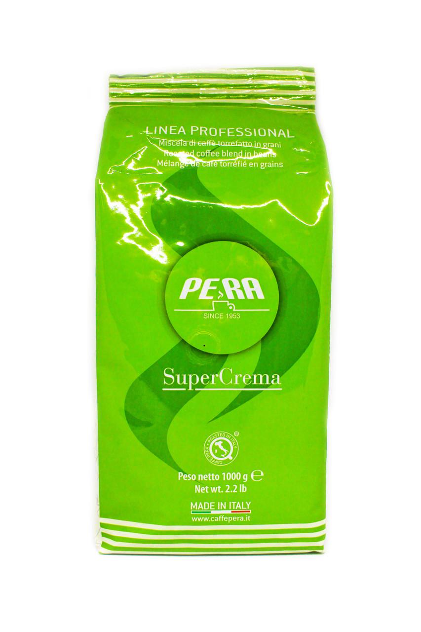 Кава в зернах Pera Super Crema 1 кг