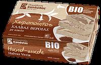 Кунжутная органическая халва с какао