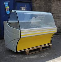 """Холодильна вітрина """"COLD W 15 SG"""" 1,5 м. (Польща) Бо, фото 1"""