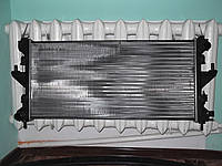 Радиатор воды Ducato Boxer Jumper 06-г.в., фото 1