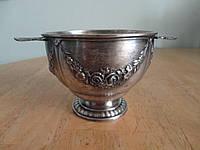 Чаша посеребренная (винтаж), фото 1