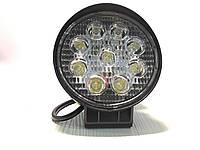 LED фары 1205-27W Spot, фото 1