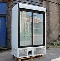 "Холодильная шкаф витрина ""Технохолод Канзас ШХСД 1,2"" 1200 л. бу, фото 1"