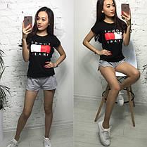 Костюм футболка + шорты, размеры s m l xl Турция, фото 3