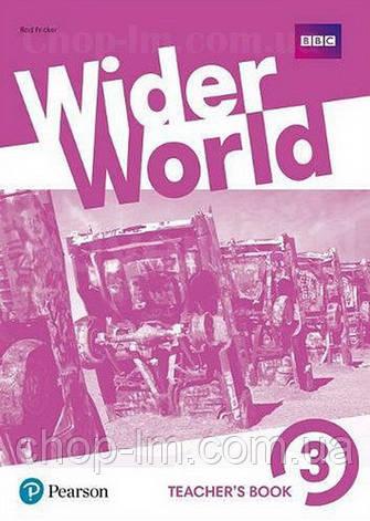Wider World 3 Teacher's Book with DVD-ROM / Книга для учителя, фото 2