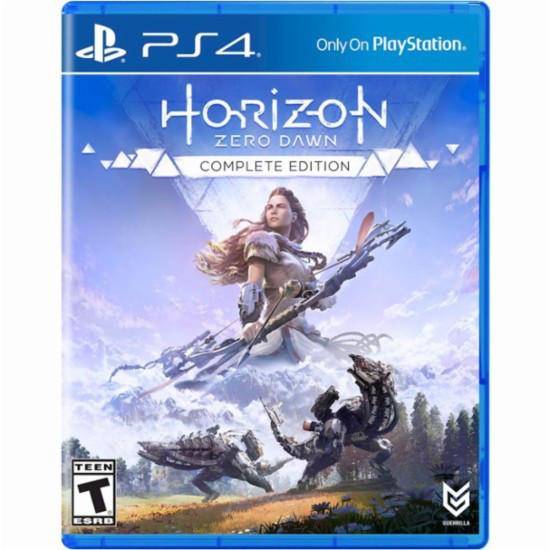 Игра PS4 Horizon Zero Dawn: Complete Edition для PlayStation 4
