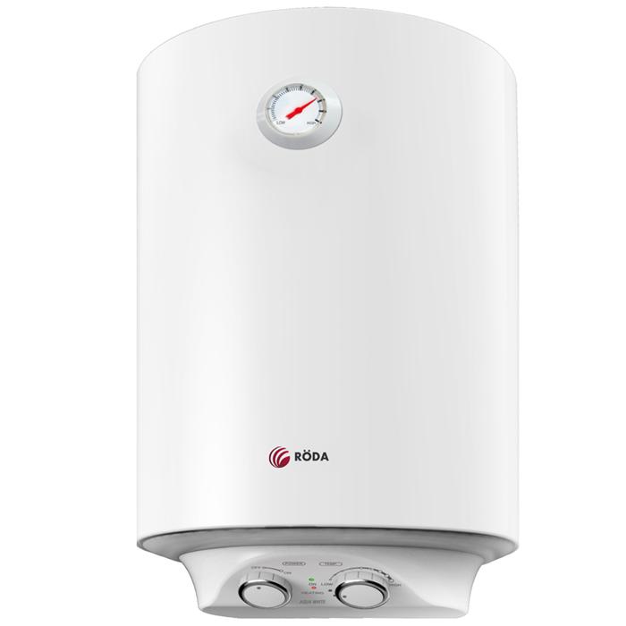 Бойлер «Roda» Aqua White 50 V (водонагреватель на 50 литров)