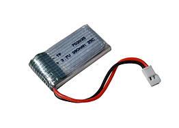 Литий-полимерный аккумулятор для квадрокоптера 3,7V 380mAh