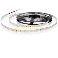 Светодиодная лента 5730 60LED/m белая теплая IP20 300WW5730-12