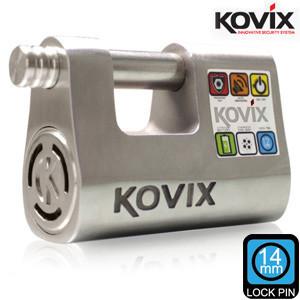 Замок на диск колеса противоугонный Kovix KBL12