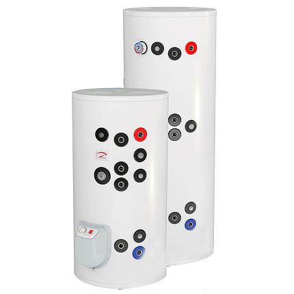Бойлер косвенного нагрева Roda на 200 литров CS0200FHD (2 теплообменника), фото 2