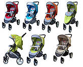 Как выбрать прогулочную коляску для ребенка?