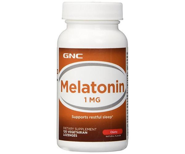 Улучшение сна GNC Melatonin 1 Sublingua 120 tabs