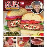 Пресс для бургеров Stufz, фото 4