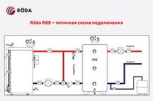 Буферная емкость «Roda» RBB-1500, фото 3
