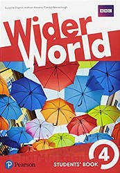 Учебник Wider World 4 Students' Book
