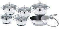 Набор посуды HOFFNER 12 INDUCTION