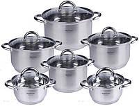 Набор посуды HOFFNER 12