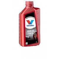 Синтетическое трансмиссионное масло Valvoline™ Gear Oil 75w80 GL-4
