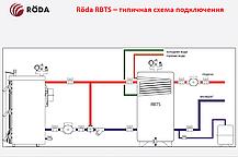 Буферная емкость «Roda» RBTS-1000 (с верхним змеевиком), фото 2