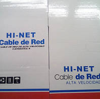 Кабель компьютерный UTP HI-NET