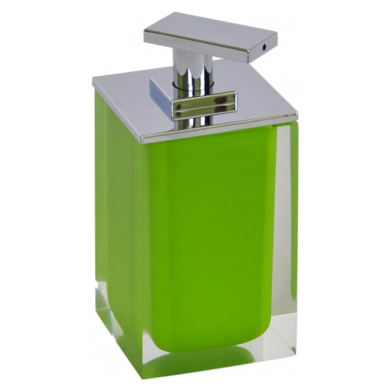 Ridder Colours Дозатор для жидкого мыла зеленый