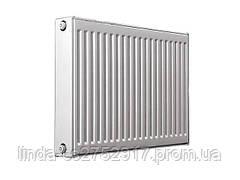 Сталевий радіатор опалення Comfort Therm 22 тип 500х1100 (збоку), сталь 1,20 мм, радіатор купити в Одесі