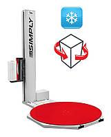 Паллетоупаковщик для морозильных камер до -30°C PKG Simply