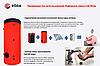 Буферная емкость «Roda» RBDS-1000 (с верхним и нижним змеевиками), фото 4