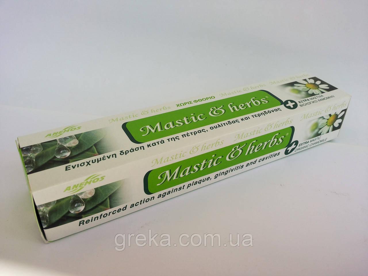 Зубная паста органическая без фтора, фото 1