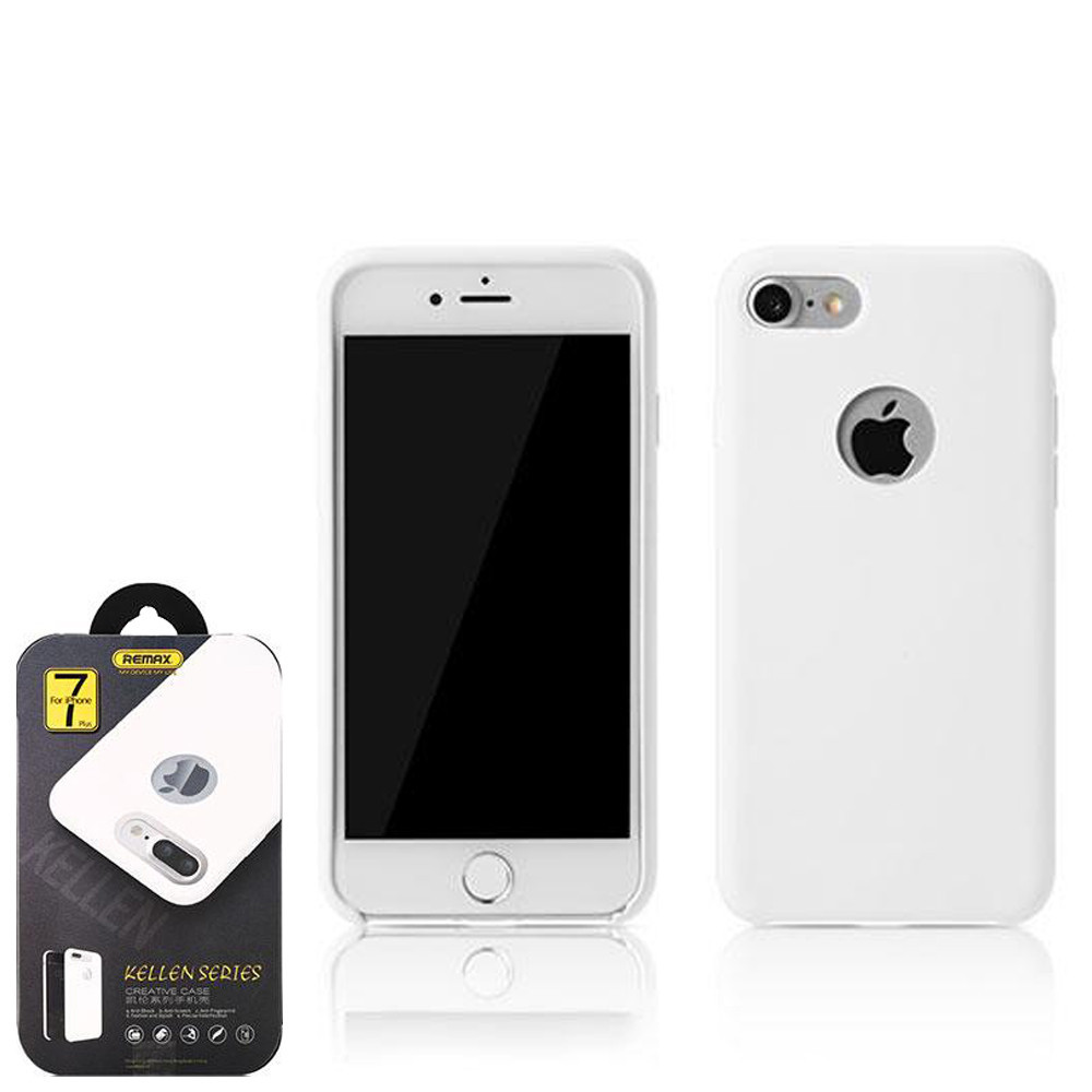 Чехол Remax Kellen iPhone 7 White