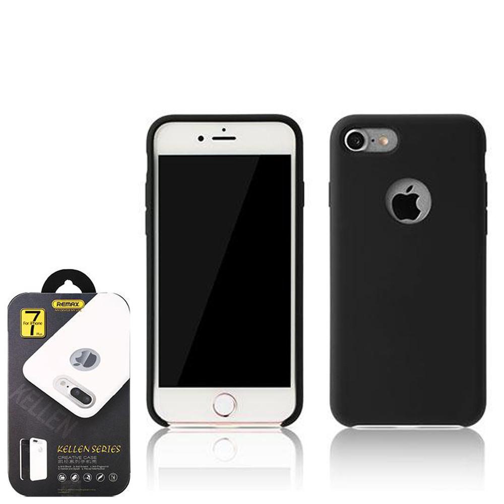 Чехол Remax Kellen iPhone 7 Dark Grey
