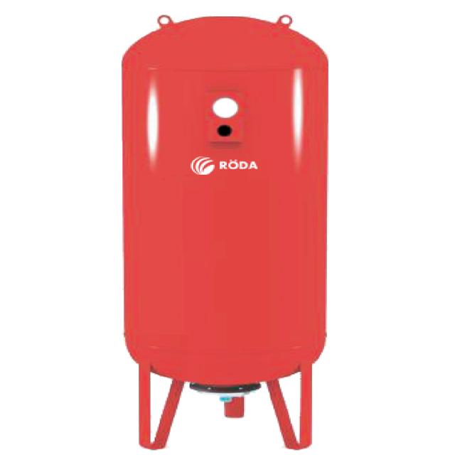 Расширительный бак Roda RCTH0150LV на 150 литров