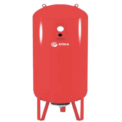 Расширительный бак Roda RCTH0150LV на 150 литров, фото 2