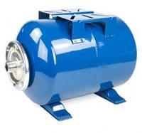 Гидроаккумулятор горизонтальный серии HТ, 24 л. (Бирюзовый)