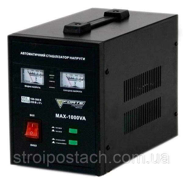 Forte MAX-1000VA NEW Стабілізатор напруги
