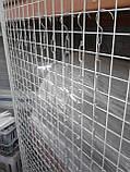 Сетки напольные б/у, сетки на ножках б/у, напольные сетки б/у., фото 3