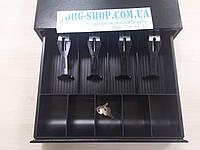 Денежный ящик HPC 13S (Push-Push) Black Черный, фото 1