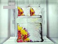 Комплект постельного белья ALTINBASAK 3D евро сатин