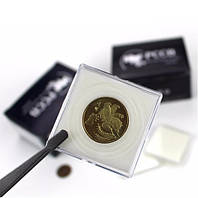 Квадратная капсула для монет 16-40 мм (5 в 1)