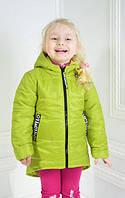 Куртки для девочек демисезонные 98-116, фото 1