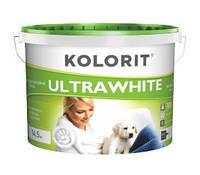 Краска Kolorit Ultrawhite 1л