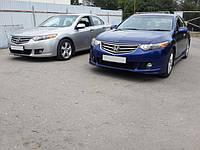 На разборке Honda Accord 8