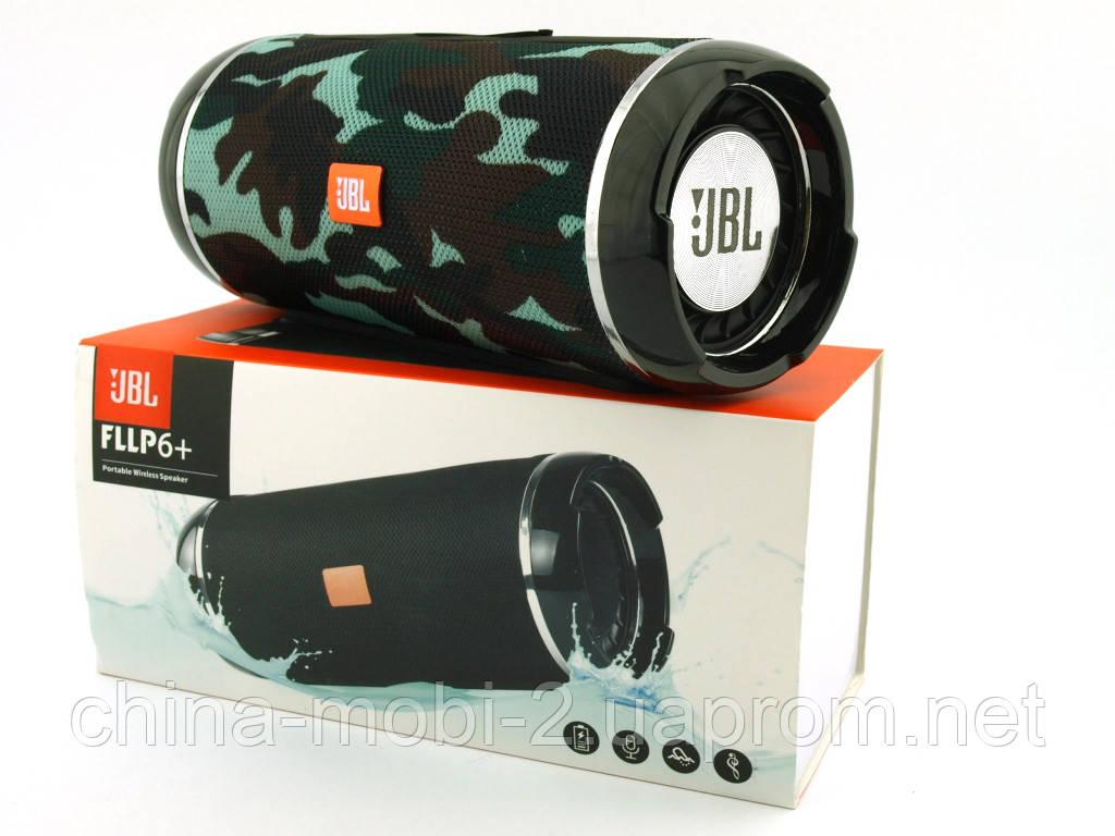 JBL Flip 6+ Squad T&G116 10W копія, портативна колонка з Bluetooth FM MP3, камуфляжна